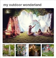 outdoor space and garden ideas
