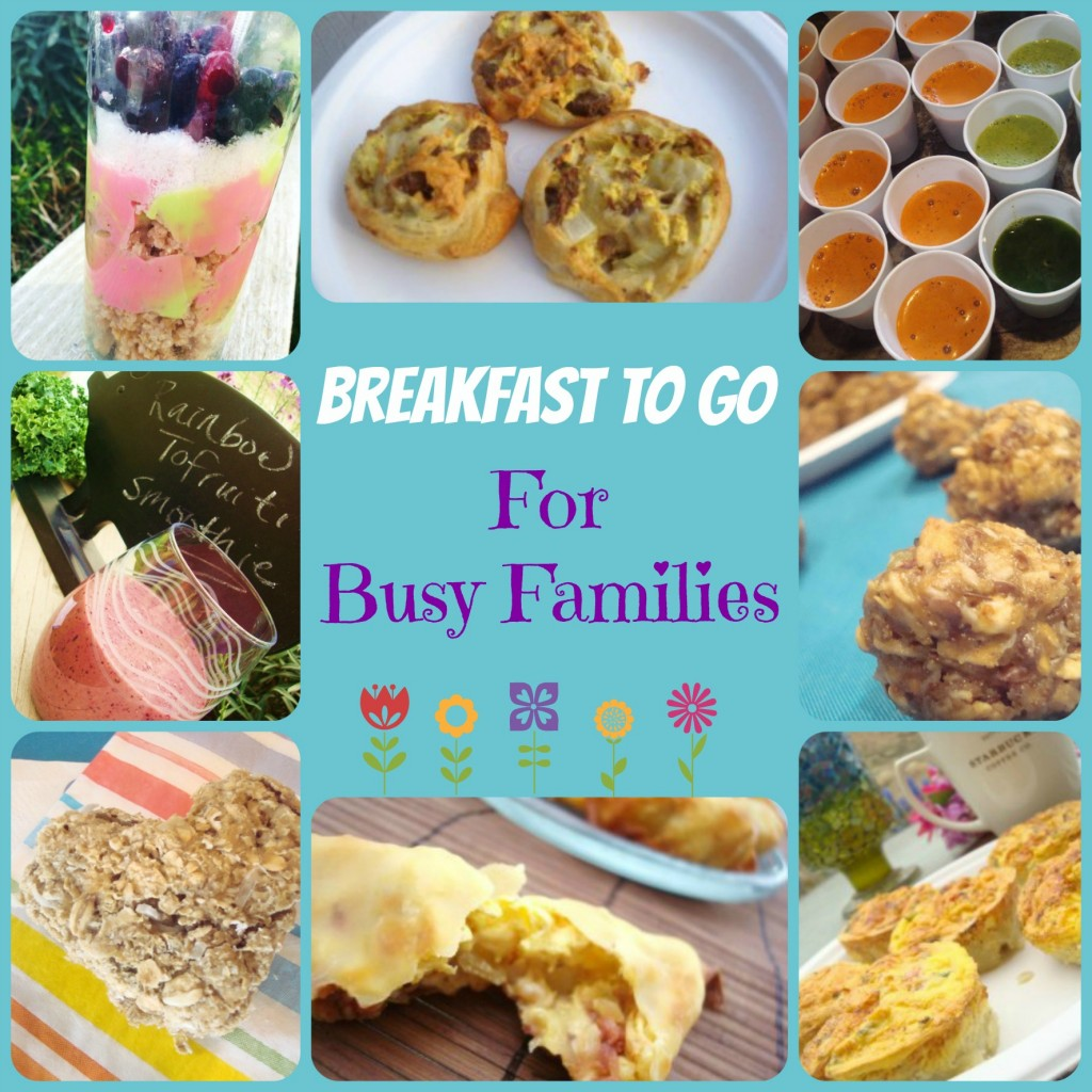 breakfast for busy families