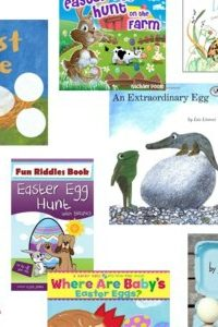 Children's Books About Eggs For Easter