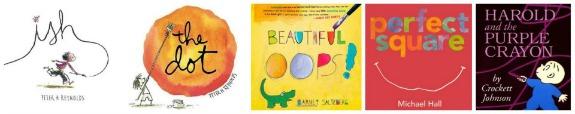 5 Books to Inspire Creativity