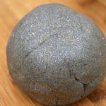 Homemade Grape-Scented Galaxy Play Dough