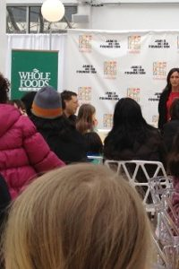 Lots of Healthy Fun at Kids Food Festival NYC!