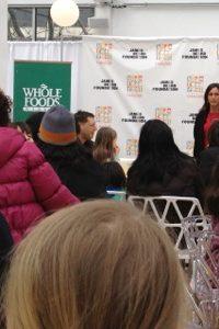 Lots of Healthy Fun at Kids Food Festival NYC!