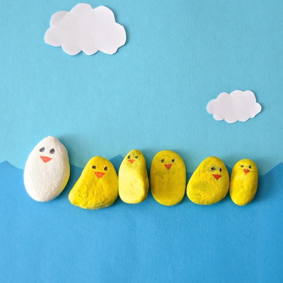 5 Little Ducks Craft