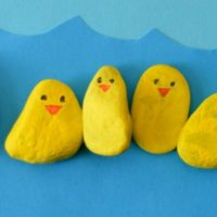 Spring Craft – 5 Little Ducks Play Set from Red Ted Art