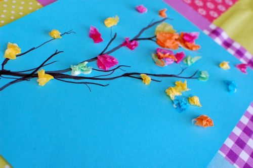 Spring Crafts For Kids Inner Child Fun