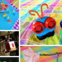 Spring Crafts for Kids!