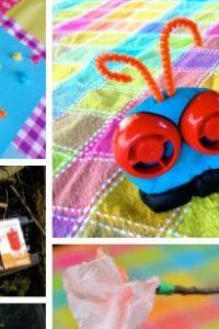 Spring Crafts for Kids!