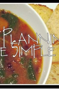 Simple Menu Planning On A Budget