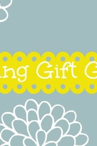 Gift Ideas to Make the Most of Spring