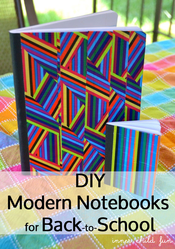 Rainy Day Fun -- 7 Modern Art Projects for Kids