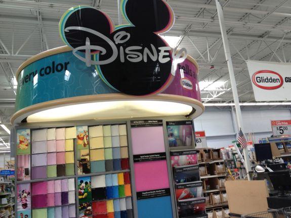 Fun with Disney Paint