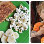 Kids in the Kitchen – Healthy Veggie Grilled Cheese Sandwiches
