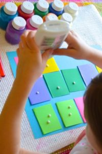Rainy Day Fun — 7 Modern Art Projects for Kids