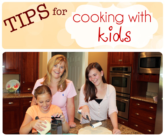 Inner Child Food: Tips for Getting Your Kids in the Kitchen