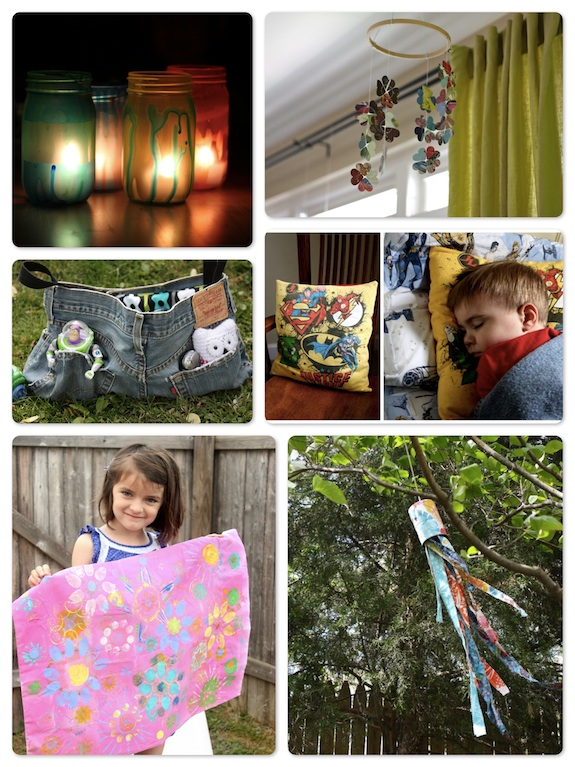 upcycled gift ideas for the home