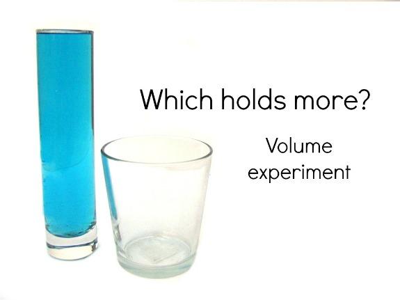 Volume Experiment