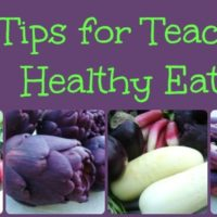 5 Simple Tips for Teaching Your Family Healthy Eating Habits