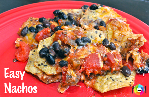 Kids in the kitchen easy mexican nachos recipe inner child fun inner child food easy mexican nachos forumfinder Images