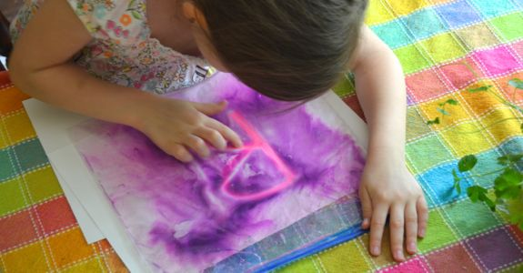 Learning in an Instant- Simple Letter Writing Activity