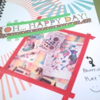 5 Tips for Scrapbooking in Small Pockets of Time
