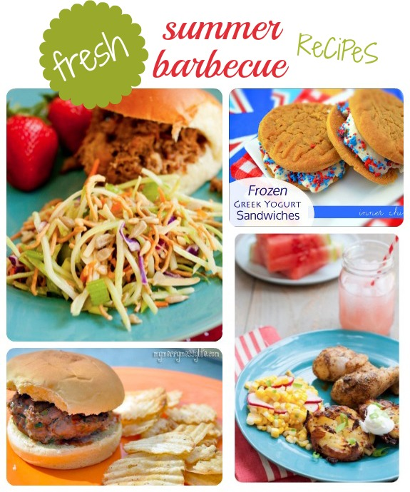Fresh Summer Barbecue Recipes