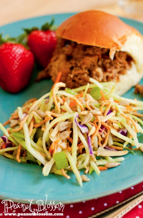 Favorite Summer Slaw Recipe