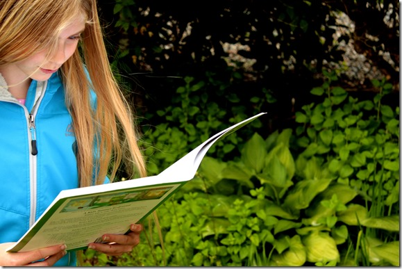 Exploring Nature with Books