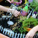 Let's Build a Fairy Garden Table!