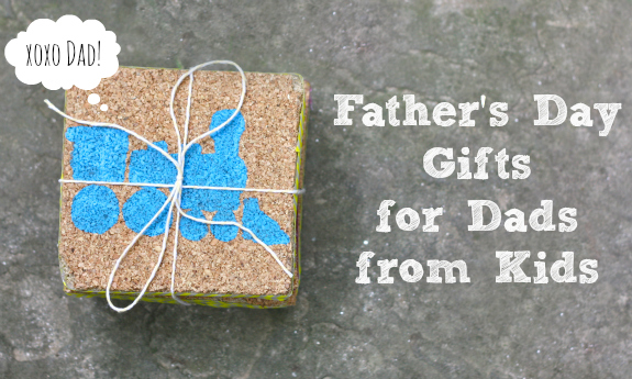 Gifts Kids Can Make For Father S Day Inner Child Fun