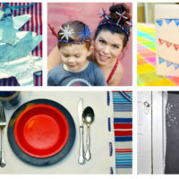 Red, White and YOU: Patriotic Crafts for the 4th