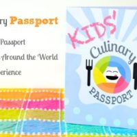 Introducing… Kids' Culinary Passport!