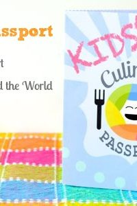 Introducing… Kids' Culinary Passport!
