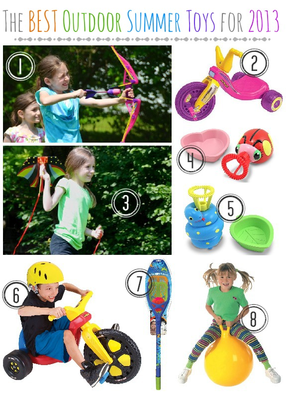 Coolest Outside Toys : Best outdoor toys childhoodreamer
