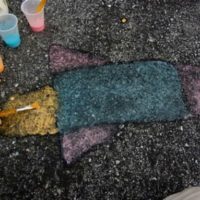 Around the Web: Sidewalk Chalk