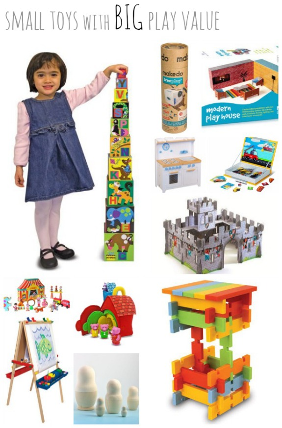 Small Toys with BIG Play Value - Inner Child Fun