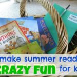 How to Make Summer Reading Fun for Your Kids