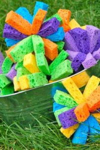 Sponge Bombs for Summer Fun and Learning