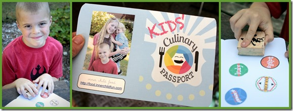 Kids' Culinary Passport (Japan)