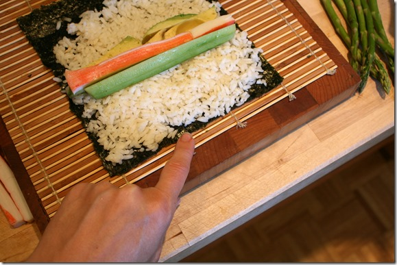 How to Make Simple Sushi