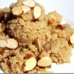 Honey orange couscous (Egypt)