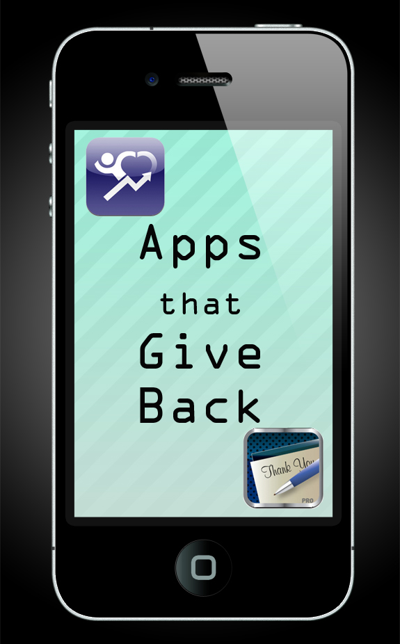 apps that give back