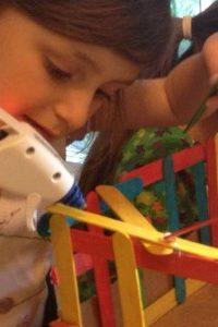 Glue Guns… with Kids?