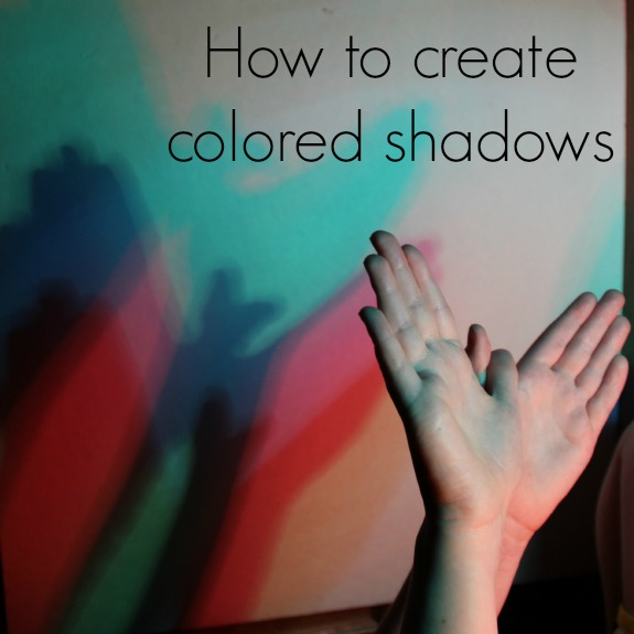 How to Make Colored Shadows