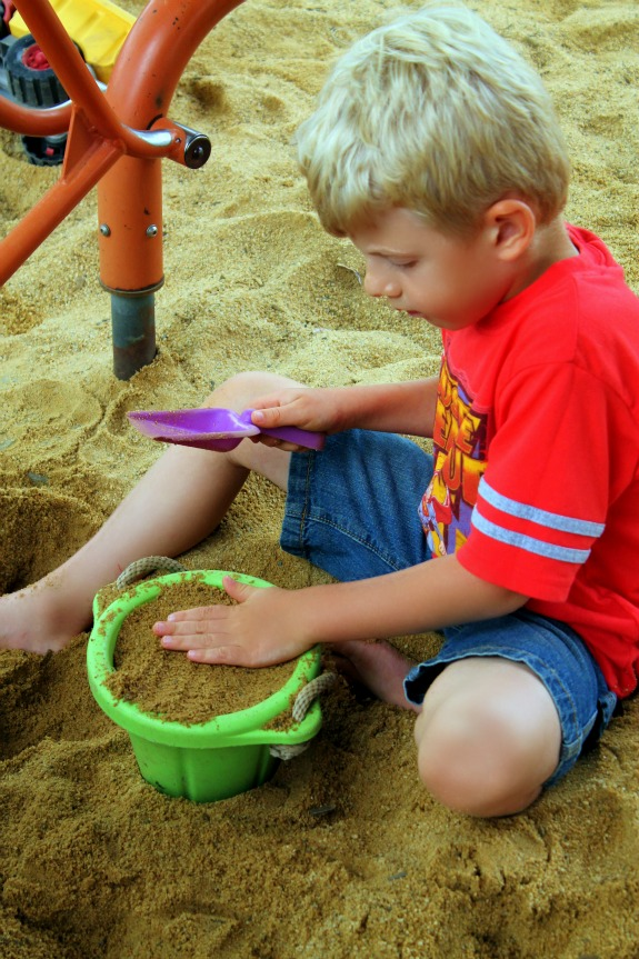 Sandbox Social Skills