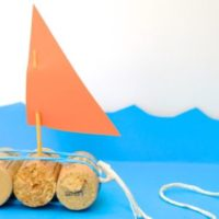 Quick Craft for Kids — Toy Boats