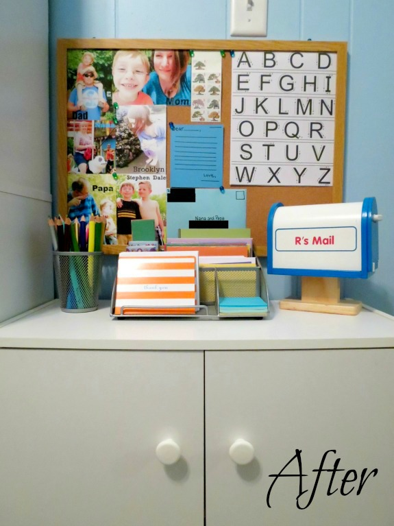 """Creating Inviting Learning Spaces-""""After"""""""