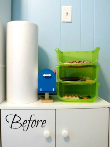 """Creating Inviting Learning Spaces-""""Before"""""""