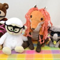 How to Play with Stuffed Animals