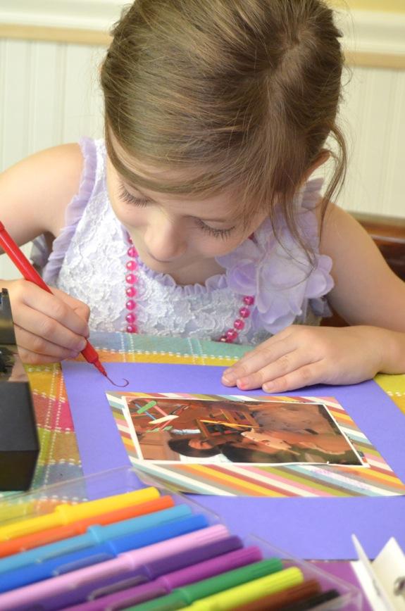 Simple Summer Sbooks Kids Can Make